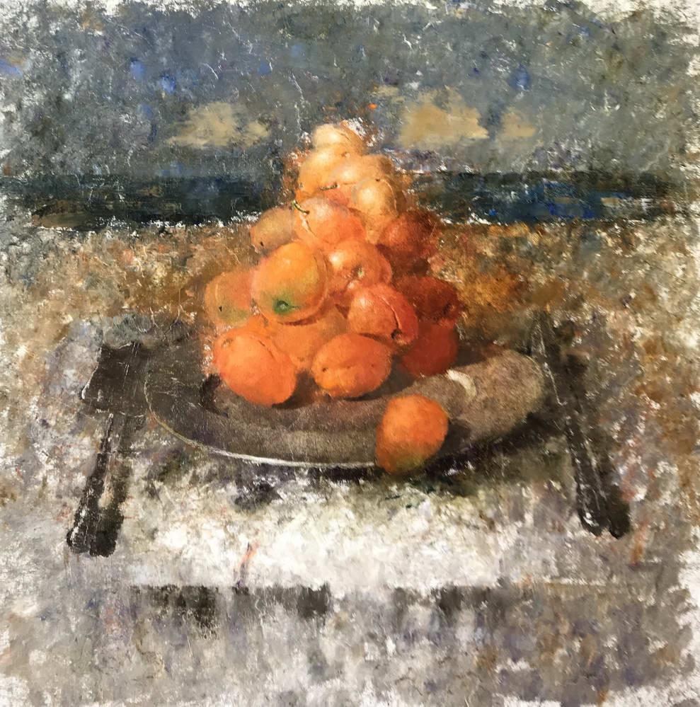 Медовые абрикосы