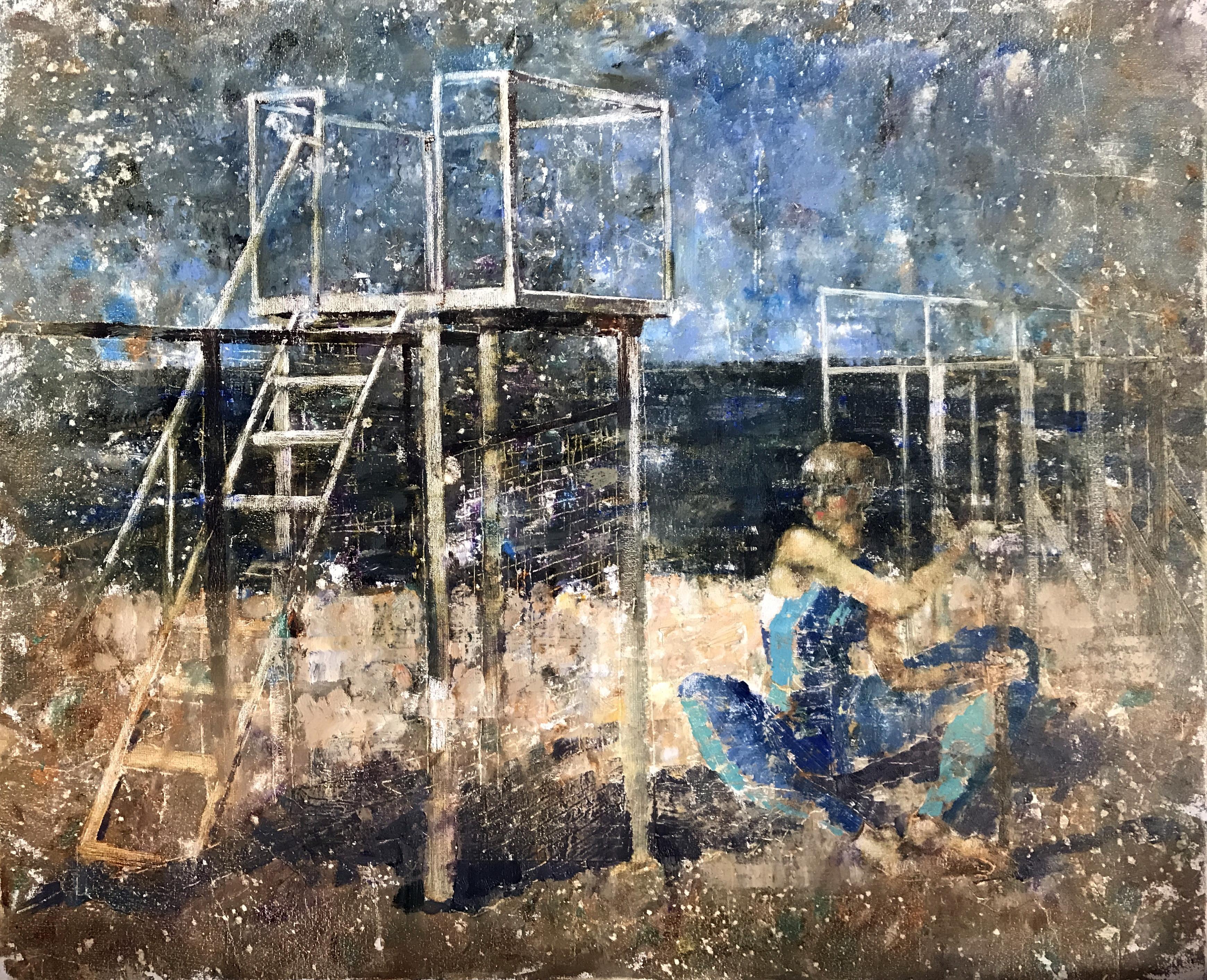 Картина №1 «Низкий горизонт»