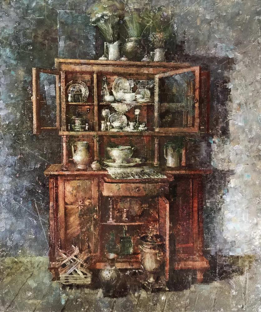 Картина №7 «Кухонный буфет»