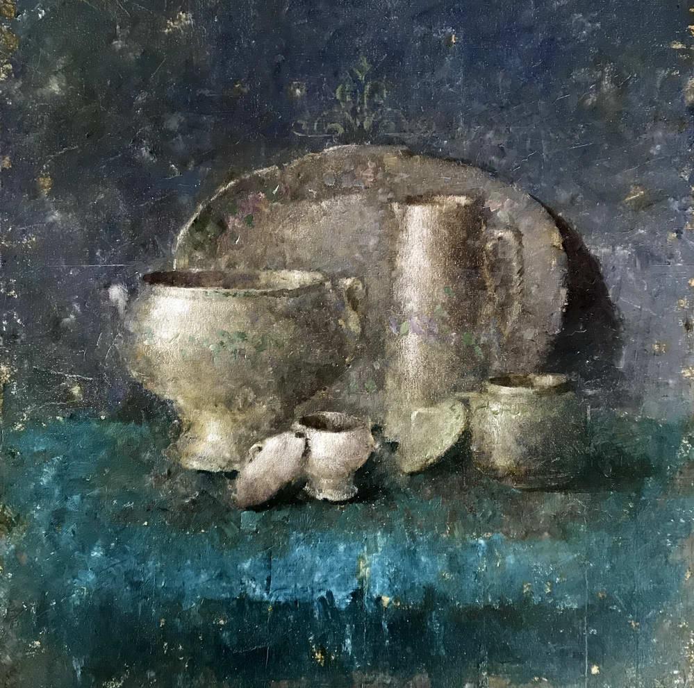 Картина №3 «Чайный стол»