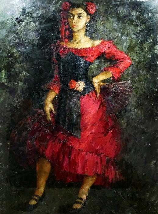 Красная Кармен