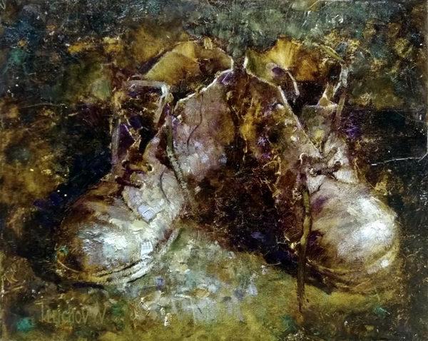 Ботинки растамана