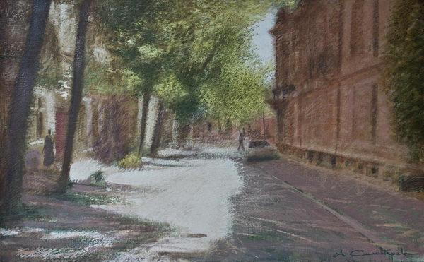 Переулок Ляпунова