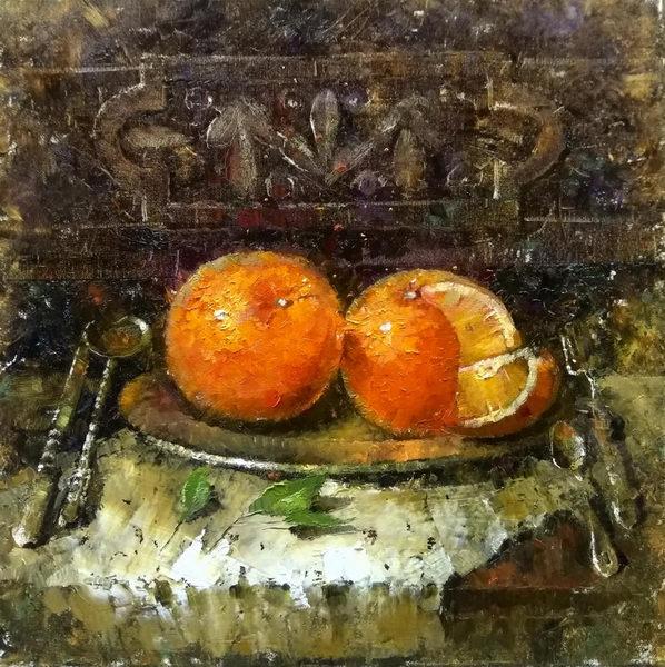 Два январских апельсина