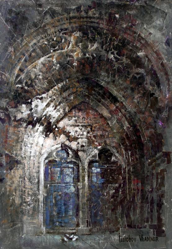 Портал Ульмского замка