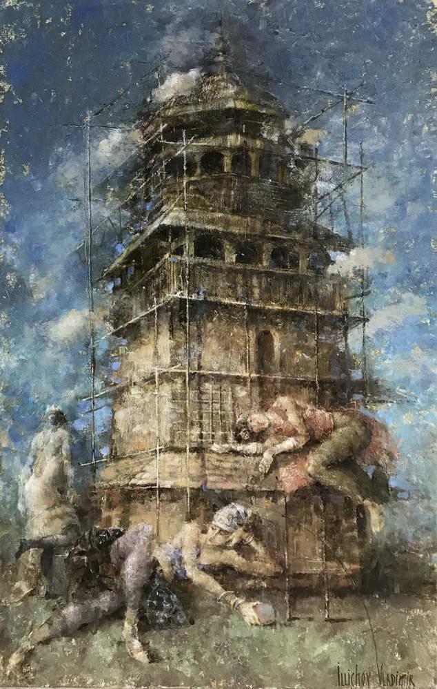 Великолепные башни Атлантиды