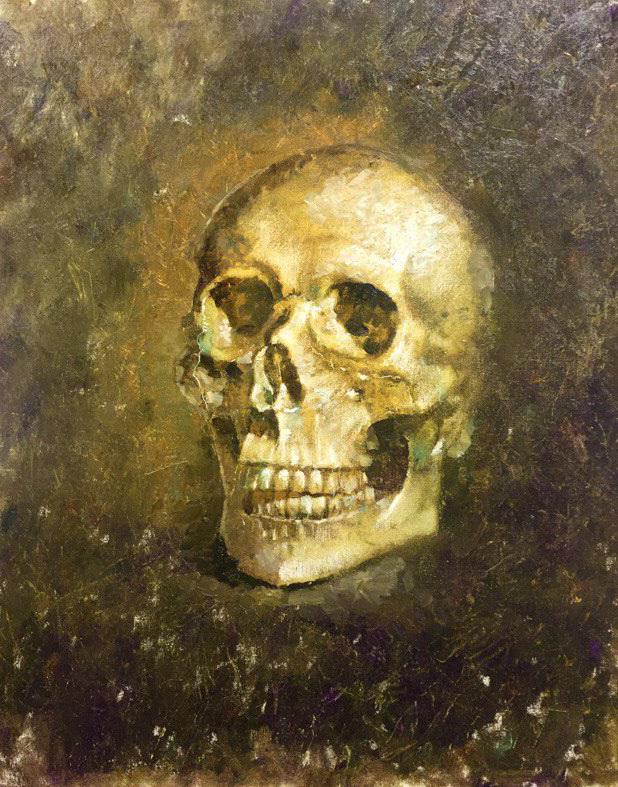 Изображение черепа человека