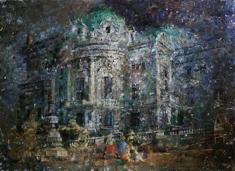 Дворцы и площади Парижа