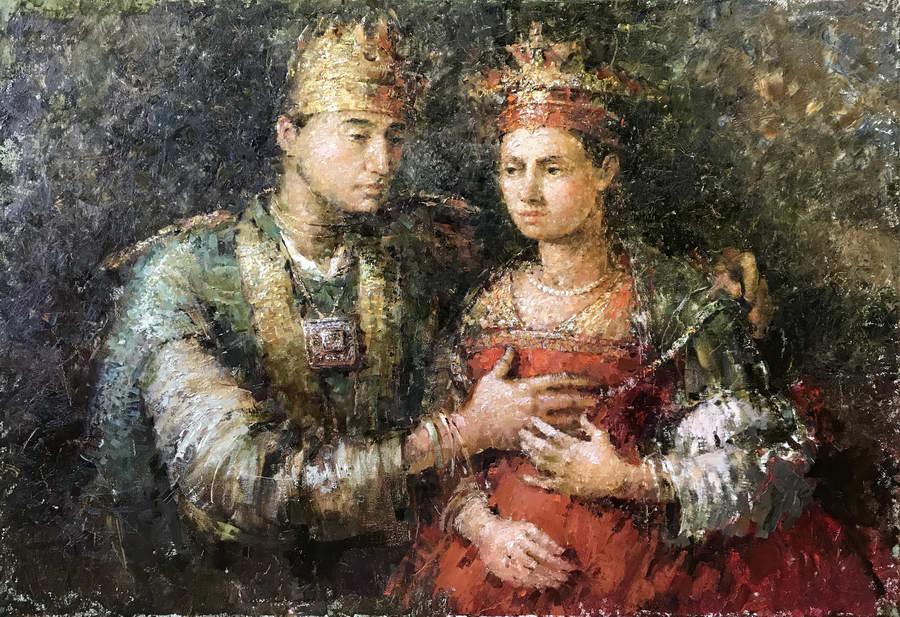 Золотые портреты Рембрандта