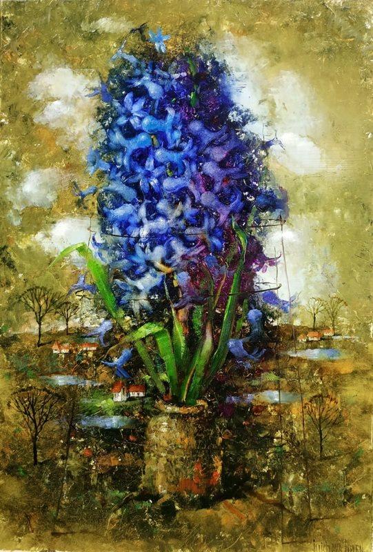 Синий гиацинт